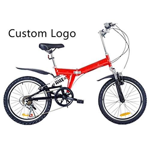 Folding Fiets Voor Kinderen Mannen En Vrouwen Foldable 20 Inch Bike Custom Fabrikant Logo