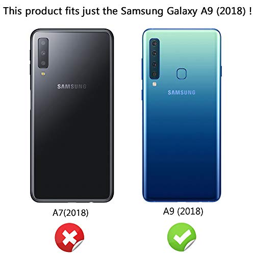 NALIA Funda Integral Compatible con Samsung Galaxy A9 2018 ...