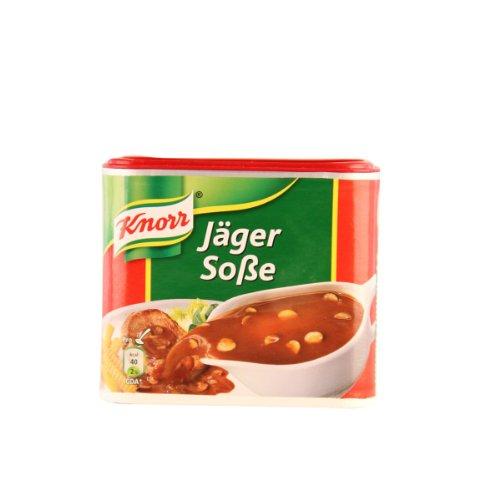 Knorr Knorr Jäger Soße würzig - 1 x 2000 ml