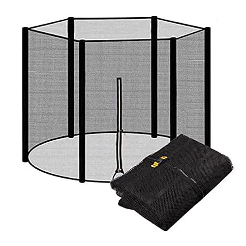 aldi trampolines HONGER Replacement Trampoline Net, Trampoline Enclosure Replacement Safety Net for Round Trampoline with Zipper Safety Enclosure Net Surround Outdoor Netting