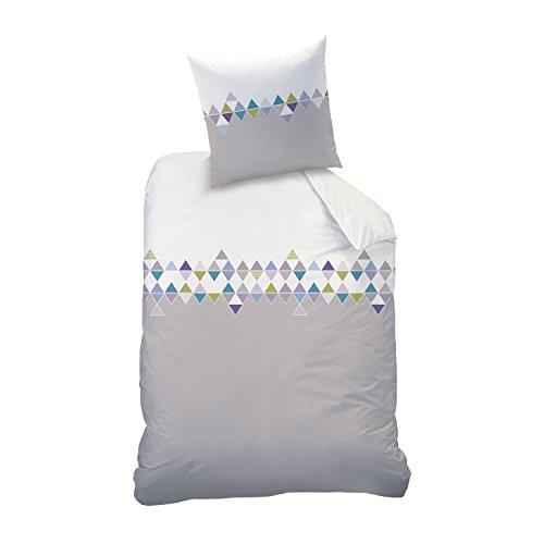 Matt&Rose Parure de lit en Coton Multicolore 135 x 200 cm