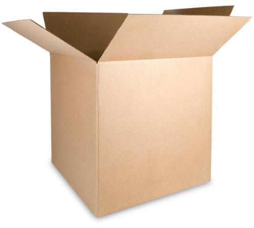 EcoBox 30 x 30 x 30 Inches Corrugated Box (E-172)