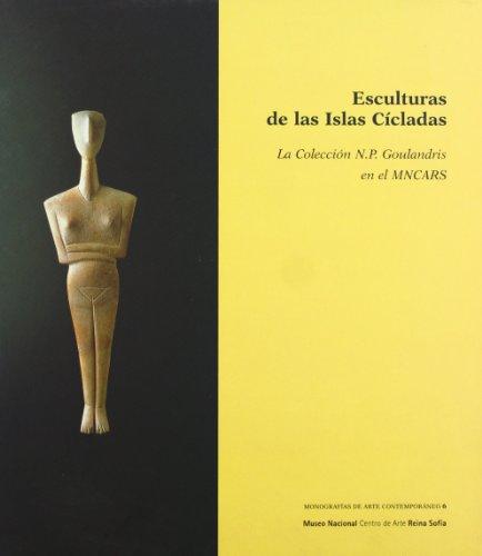 Esculturas de las islas Cícladas