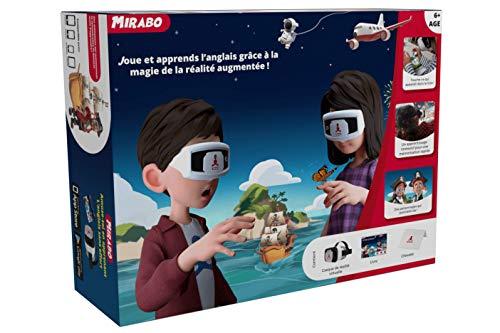 Mirabo : joue et apprends l'anglais - jeu éducatif en réalité augmentée et virtuelle