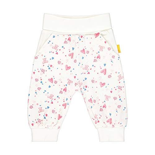 Steiff Jogginghose Jeans, Beige (Cloud Dancer 1001), 18 Mois Bébé Fille