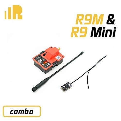Find Bargain Part & Accessories R9M Module and R9mini R9 Mini 900MHz receiver Combo Long Range Exten...