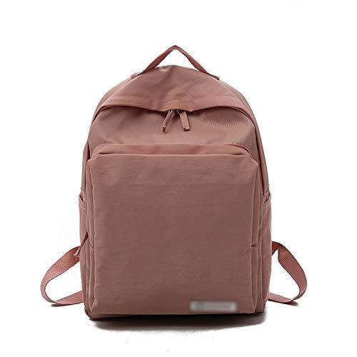 FAT SHEEP-Backpack Mochila impermeable de nailon para mujeres, con múltiples bolsillos, para adolescentes, niñas, libros, bolsas de viaje