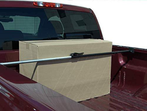 Steel Load Lock Cargo Bar 43''-75'' for Truck Trailer Van