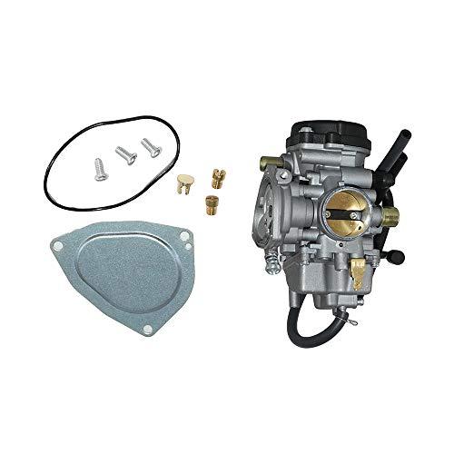 Fashion SHOP Carburador Carburador Compatible con 04-08 Bombardier Can-Am Outlander MAX 400 4x4 ATV Controlar (Color : PD33J 2)
