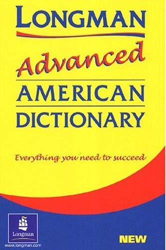 Longman Advanced American Dictionary, Paper (LAAD)