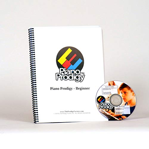 Piano Prodigy - Piano taught through Games, Book and Video Lessons