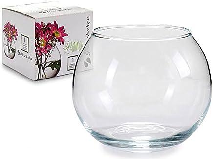 Amazon.es: peceras de cristal - Jarrones / Decoración del hogar ...