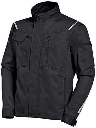 Uvex Synexxo Herren-Arbeitsjacke - Schwarze Männer-Bundjacke - Sportlicher Schnitt & Viele Taschen L
