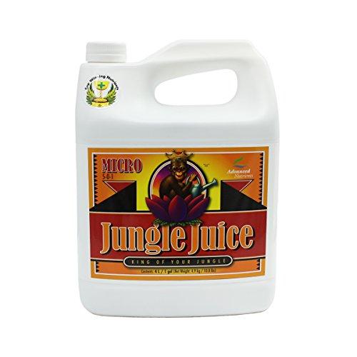 Advanced Nutrients Jungle Juice Micro Fertilizante, 4 litros