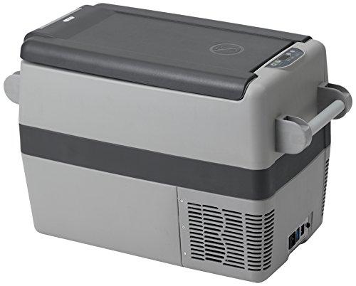 Indel B TB41 Réfrigérateur Portable à Compresseur, Gris Clair/Gris Foncé