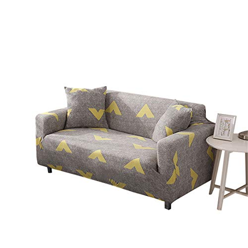 Yunchengyunxiangtong Stretch Couch All-Inclusive Universal Universal-Sofa-Abdeckung Moderner Minimalist Stretch Faule Sofa-Abdeckung (Size : Triple)