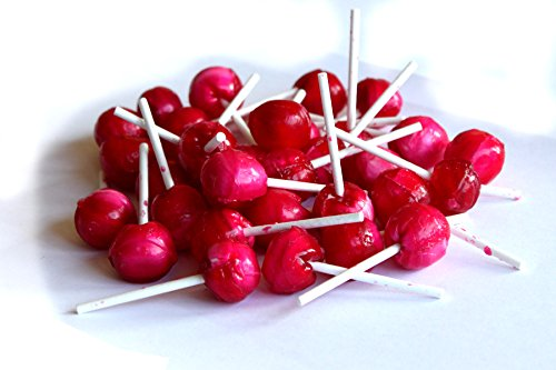 Sweet Mountain - Kirschlollies (1x 500gr. )