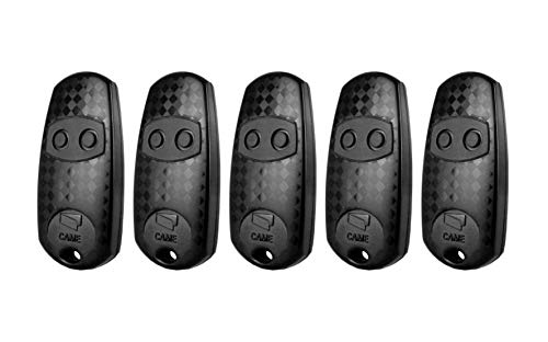 CAME Pack of 5 TOP432EE (ex-432NA) Remotes