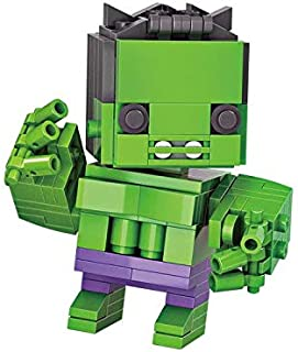 LOZ MINI Particles Puzzle Building Blocks Toys - Hulk Mecha