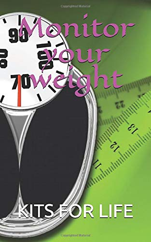 Monitor your weight: Forever Fit - Daily record your weight  and  achieve your goal thanks your notebook