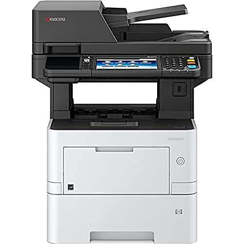Kyocera Klimaschutz-System Ecosys M3645idn 4-in-1 Schwarz-Weiß Multifunktionssystem: Drucker, Kopierer, Scanner, Faxgerät. Inkl. Mobile Print