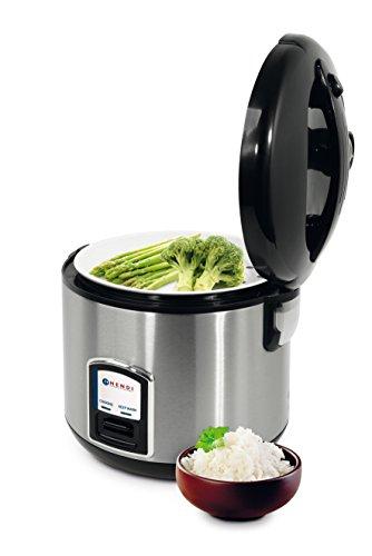 Hendi 240403 rijstkoker, 1,8 L, 1