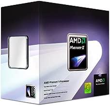 Amd AMD Phenom II X4 945 Deneb 3.0GHz 4 x 512KB L2 Cache 6MB L3 Cache Socket AM3 95W Quad-Core Processor HDX945WFGIBOX