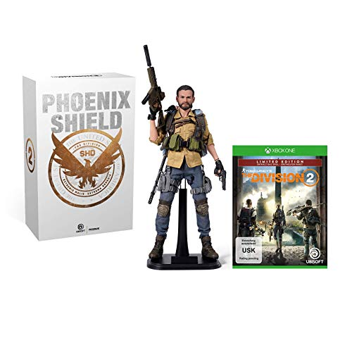 Tom Clancy's The Division 2 Limited Edition - [Xbox One] + The Division 2 Phoenix Edition