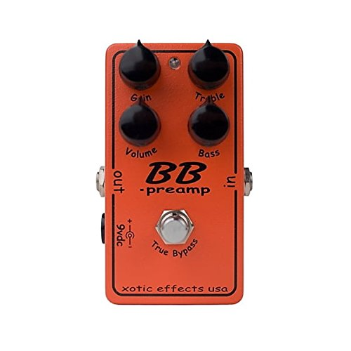 Xotic BB Preamp · Effektgerät E-Gitarre