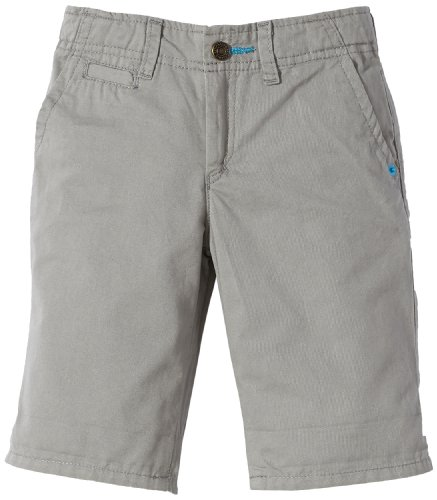 Bellybutton Kids Jungen Short 11250-70000 Chinoshorts, boy, Gr. 98, Grau (grey)