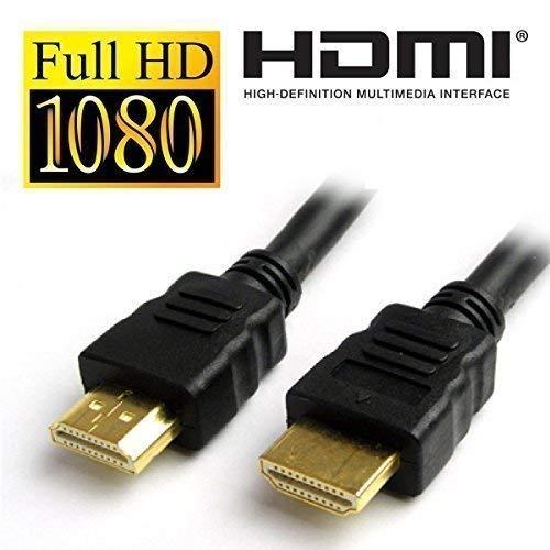PremiumAV HD15V14P 5M HDMI Male to Male Cable (Black)…