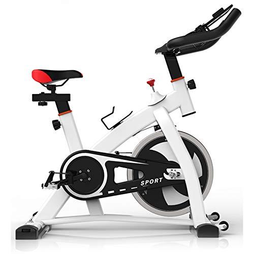 the teapot company Bicicleta de Ejercicio, la Pérdida de Peso del Ejercicio de Home Fitness Aptitud de Bicicletas Multifuncional Bicicleta Gym Equipment (Color : White) 🔥