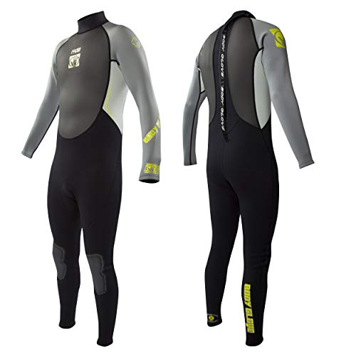 Body Glove Men's Pro 3 Full Wetsuit, Small