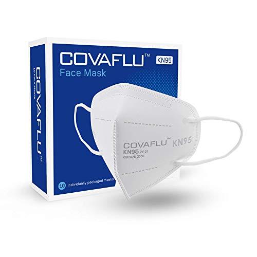 Image of COVAFLU KN95 Face Mask Pack...: Bestviewsreviews