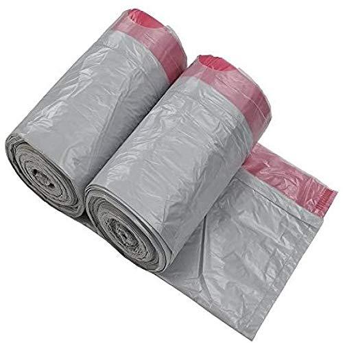 Bolsas de basura con cordón, 125 bolsas10L