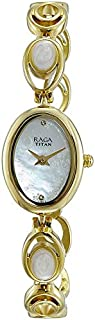Titan 2511YM05 Analog Stainless Steel Watch for Women