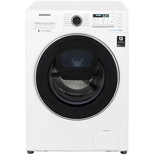 Samsung WW80K5413UW Samsung WW80K5413UW AddWash Washing Machine with Ecobubble, 8KG