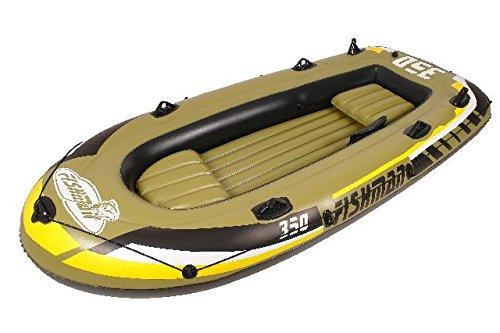 Jilong Fishman Boat Schlauchboot Schlauchboot Aufblasbar Tender M grün