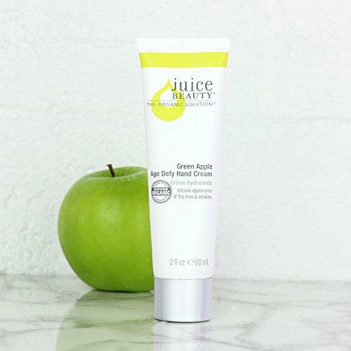 Juice Beauty Green Apple Age Defy Hand Cream, 2 Fl Oz 4