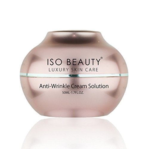 ISO Beauty Youth Luxury Skin Care Anti-Wrinkle Cream Solution - Reduce Wrinkles and Fine Lines and Illuminates The Skin