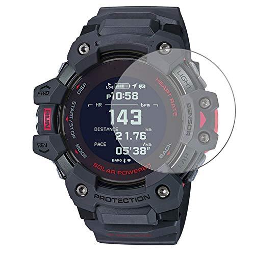 Vaxson 3 Unidades Protector de Pantalla, compatible con CASIO G-SHOCK GBD-H1000 [No Vidrio Templado] TPU Película Protectora Reloj Inteligente Film Guard Nueva Versión