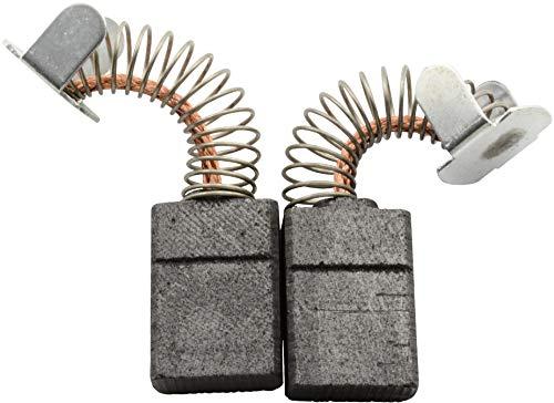 Kohlebürsten für RYOBI SP1800A Poliermaschine - 5,2x11x15,5mm - 2.0x4.3x5.9\'\'