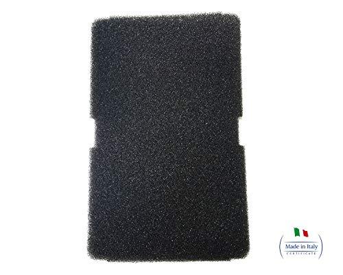 Filtro Lanugine per Asciugatrice Smeg in Poliuretano Made in Italy - Resistenti il Doppio, rispetto ai classici Filtri
