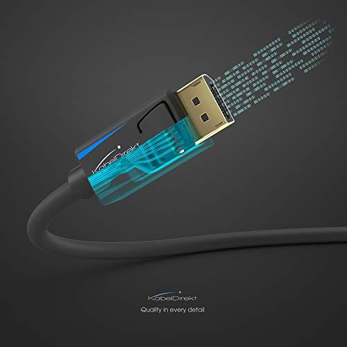 KabelDirekt DisplayPort Kabel - 6