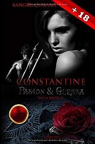 Constantine: pasión y guerra par Cristo Alcalá