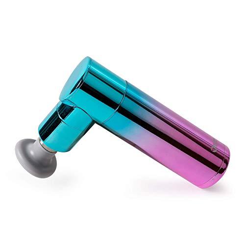 TAIKO PLUS Limited Edition Pistola per massaggio intelligente (nuovo modello 2021) - Massaggio a percussione per muscoli, tessuti profondi e legamenti - Recupero rapido dopo l esercizio fisico