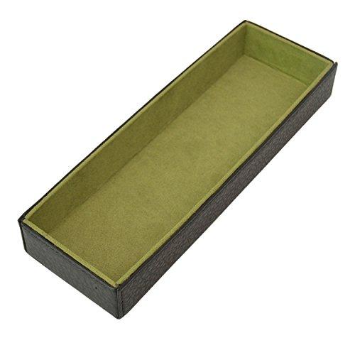 ペントレー メガネトレイ 革 名刺 本革製 DUCT(ダクト) NP-613 (ブラック)