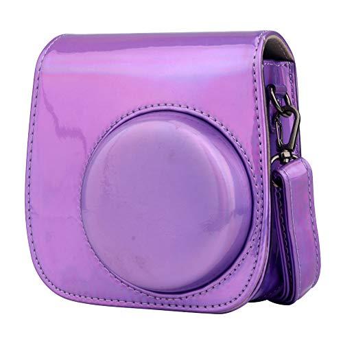 Anter Protective Custodia Compatibile con Fujifilm Instax Mini 11 Macchina Fotografica istantanea con Cinghia Removibile e Tasca Posteriore