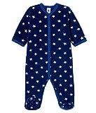 Petit Bateau Combichaud_5001901 Pijama, Multicolor (Medieval/Marshmallow 01), 95 (Talla del Fabricante: 12M/74centimeters) para Bebés