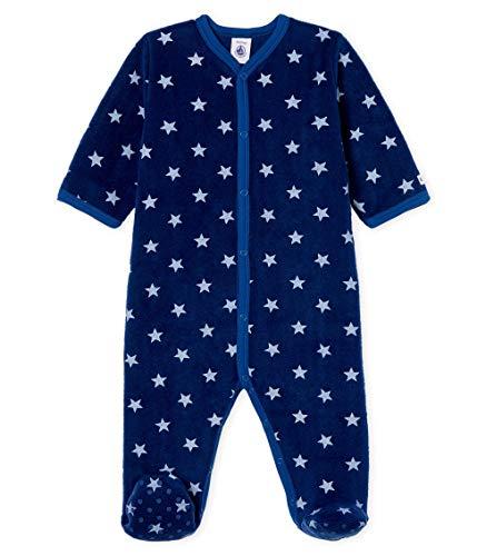 clasificación y comparación Petit Bateau Combichaud_5001901 Pijama, Multicolor (Medieval / Zephyr 01), 95 (Talla… para casa